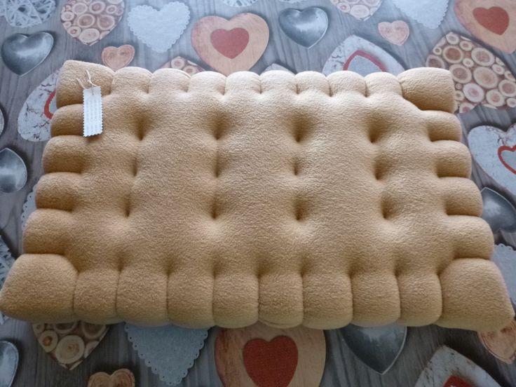 coussin geant biscuit style petit beurre lu nantes breton chambre enfants pinterest lu. Black Bedroom Furniture Sets. Home Design Ideas