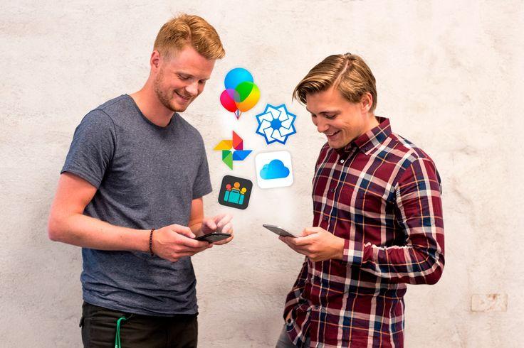 De beste appene for å dele feriebildene dine  - Smart, annonsørinnhold fra VG Partnerstudio