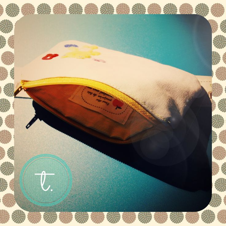002 || Frogy pouch || diy ++ pikkableu ++