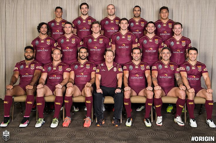 Queensland State of Origin squad 2016