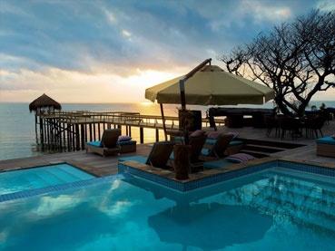 Mozambique, Vilanculos, Dugong Beach Lodge http://www.capetours.co.uk/destinations/beach-destinations/194-accommodation/islands-off-mozambique/vilanculos/160-dugong-beach-lodge