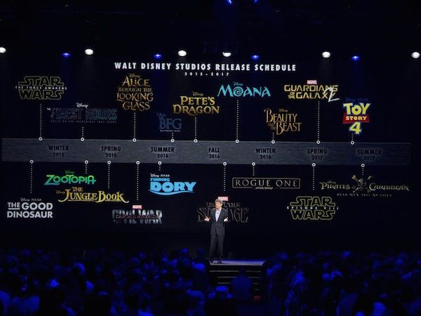 Disney Movie Releases For The Next Two Years - Dis411