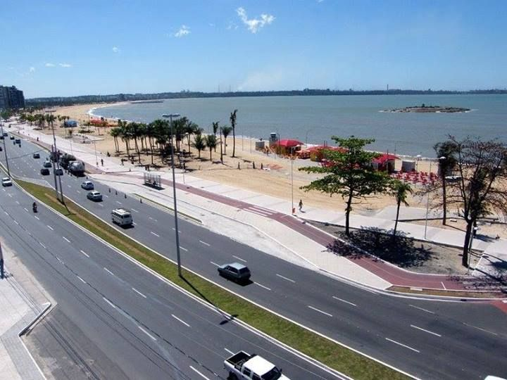 praia de Camburi, Vitória