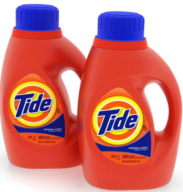 Frugal Mom and Wife: TIDE Laundry Detergent {Original, HE, Free or Bleach} ONLY $4.99! 3 Days Only!