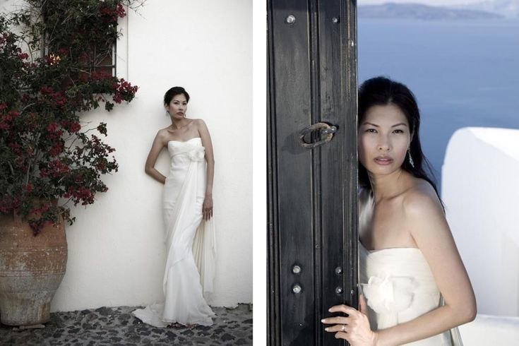 Pre Wedding in Santorini N.0005