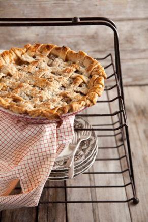 Crunch Top Apple Pie #pauladeen
