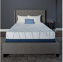 Serta SleepToGo 12 Inch Gel Memory Foam Luxury California King Mattress