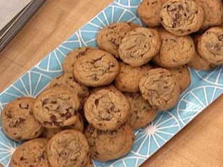Buddy's Chocolate Chip cookies from the Cake Boss - these are VERY good!