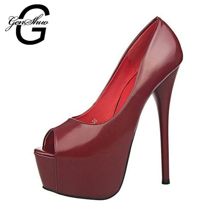 princess high heel shoes peep toe toe