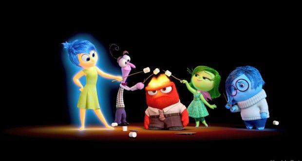 Vice-Versa - Pixar/Disney