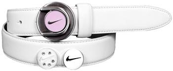 Nike Womens Ball Marker Golf Belts