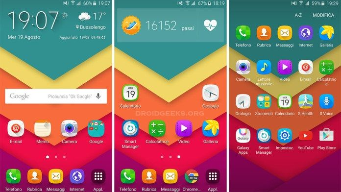 Download the Brand new Samsung Galaxy Note 5 TouchWiz Launcher APK on your phone! Enjoy the exact look of the Note 5 UI on your current device.