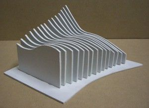 Gradacion arquitectonica