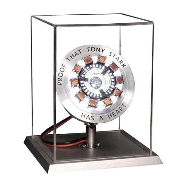 No way!!! Iron Man: Movie Arc Reactor Prop Replica. I'll have a Nerd Cave someday.