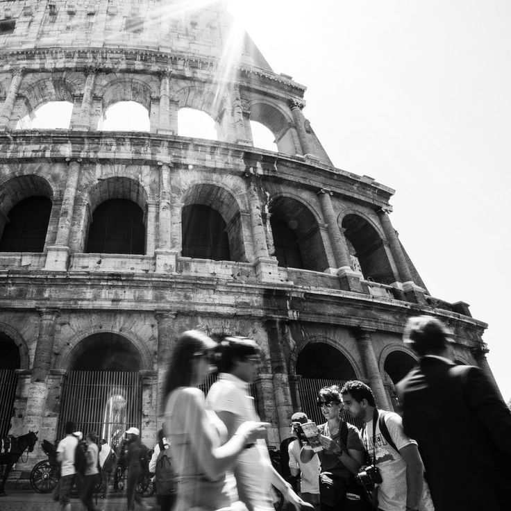 Photo Colosseum by Karen-Louise Clemmesen on 500px