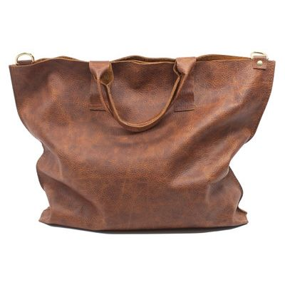 Courier East West Tote | www.mooreaseal.com