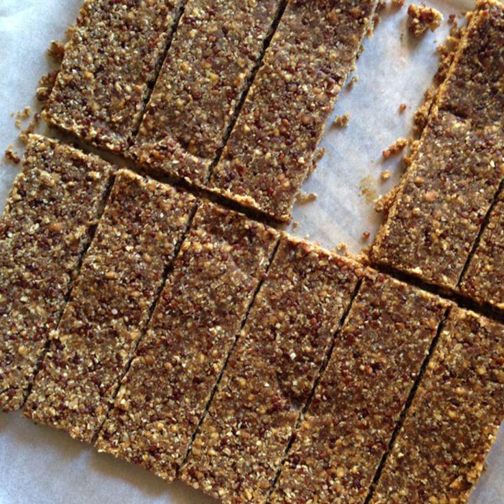 eat: Energy Bars on Pinterest | Granola Bars, Protein Bars and Nut Bar ...