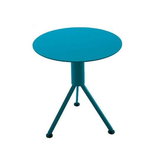 - 86393fc936761ffda9564132347c8788 - Husk outdoor – Side tables from B&B Italia. The small table that underscores lightness and flexible use. Painted a singl…
