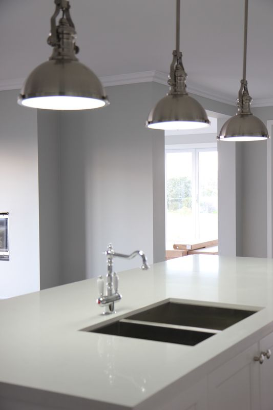 Pretty kitchen lights