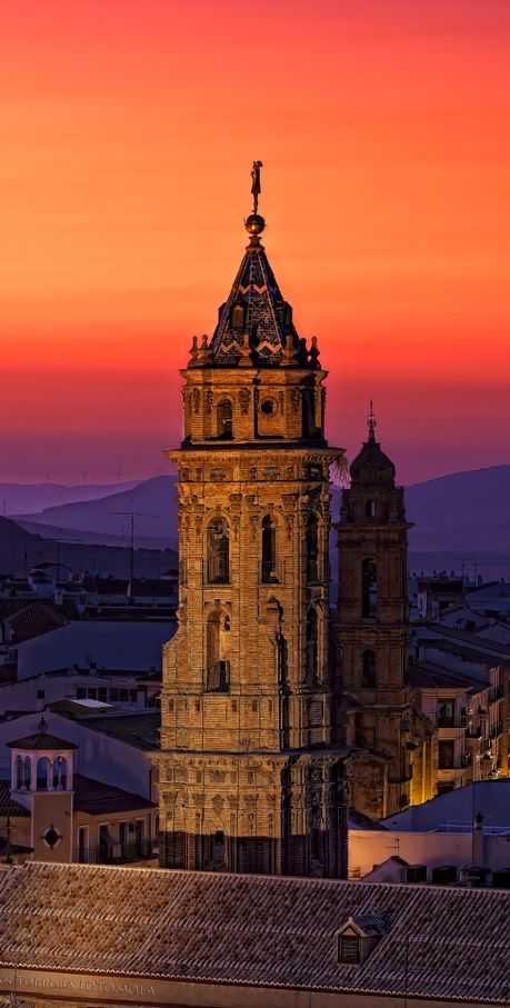 Antequera, Malaga, Spain #bikefriendlycity #sevilla #welovecycling