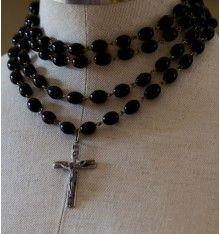 Collar Crucifijo