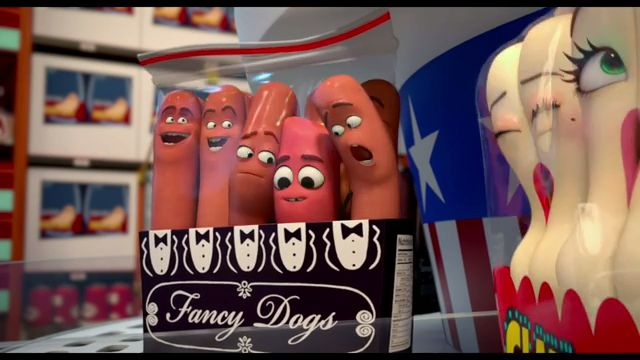 Box Office: 'Sausage Party' Cooks Up $3.3 Million Thursday  Meryl Streep-starrer 'Florence Foster Jenkins' earned $190K Thursday night; Disney's 'Pete's Dragon' also opens wide this weekend.  read more