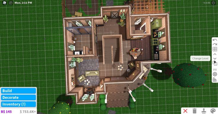 Roblox L Bloxburg Victorian Mini Mansion And A Farm