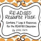 Teach READ180? Start here with this READ180 Resource Pack.  Included in the pack are seven resources to make your life easy teaching READ180.  You ...