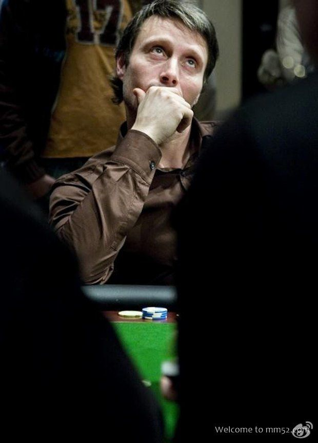 Unibet Poker Tournament Budapest 2010 with Mads Mikkelsen