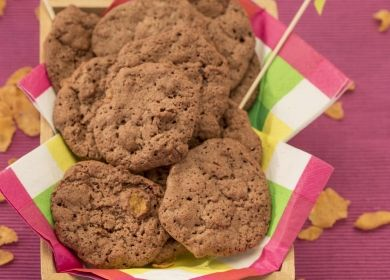 Cornflakes koekjes met chocolade | ILOVEBAKING.BE by Imperial