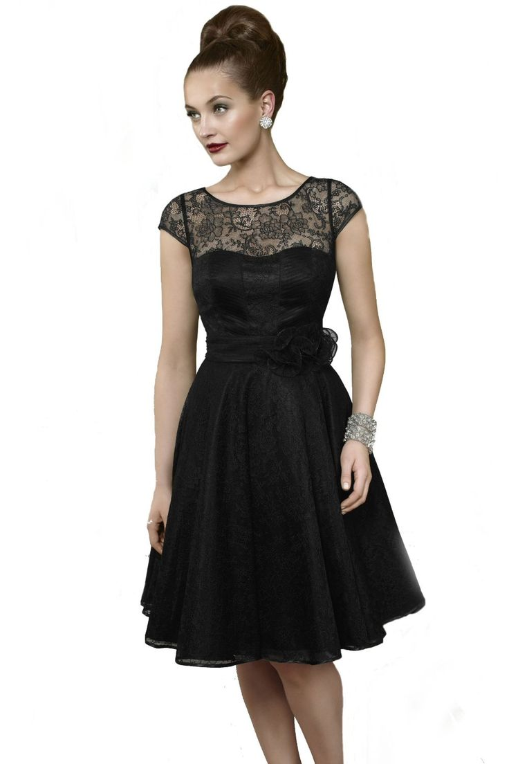 Lace style cocktail dresses