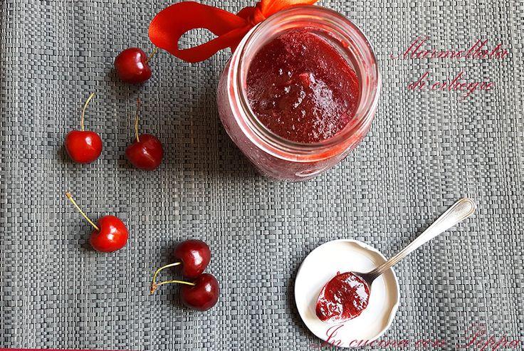 La marmellata di ciliegie bimby è semplice da fare;con pochi ingredienti, otterremo in poco tempo una marmellata deliziosa da spalmare o usare nei ns. dolci
