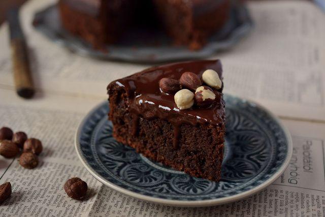 Dívány - Alapkonyha - Gyönyörű és veszélyesen jó mogyorós csokitorta