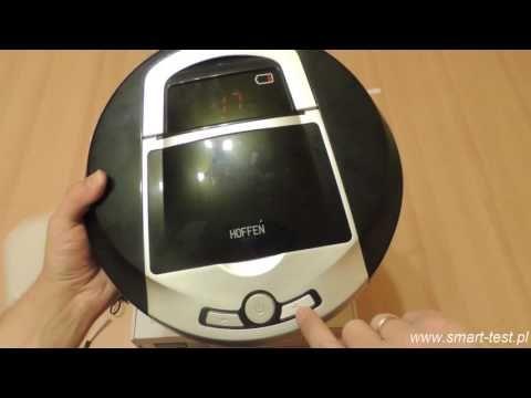 Hoffen Systematic -  test / recenzja robota sprzątającego z Biedronki