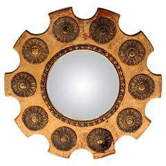 Выполненные на заказ в стиле барокко Зеркало