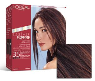 43 best hair at home images on pinterest hairstyles colors and couleur experte is the only at home dual system colouring kit that combines in just one box permanent base colour with harmonizing highlights pmusecretfo Images