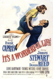 It's a Wonderful Life: An angel helps a compassionate but despairingly frustrated businessman by showing what life would have been like if he never existed.
