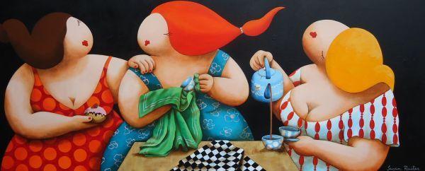 By SUSAN DE WAARDT-RUITER