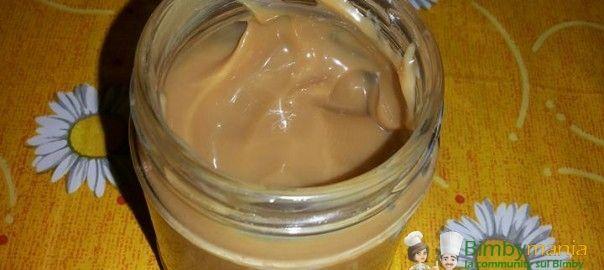 marmellata di latte caramellato bimby