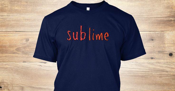Sub Lime T-Shirt | Teespring