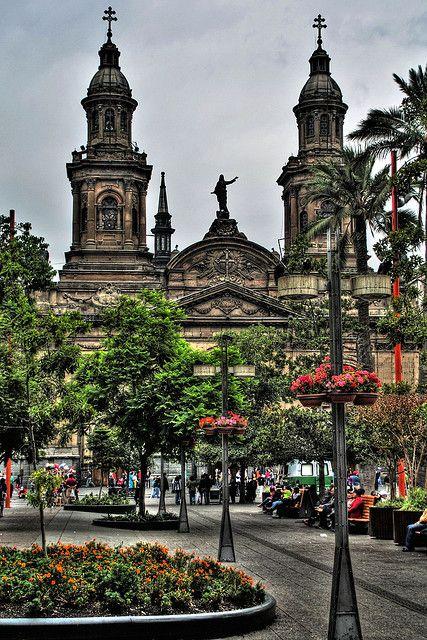 ✮ Santiago Cathedral, Santiago, Chile