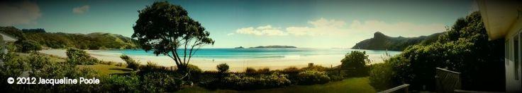 Taupo Bay, Northland, New Zealand