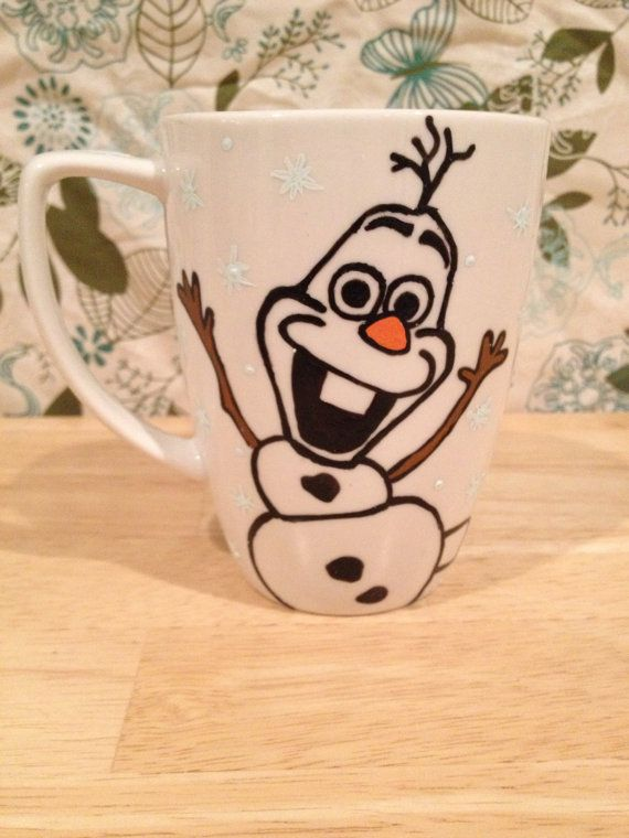 Préférence 25+ unique Olaf mug ideas on Pinterest | Alice in wonderland mug  ZC05