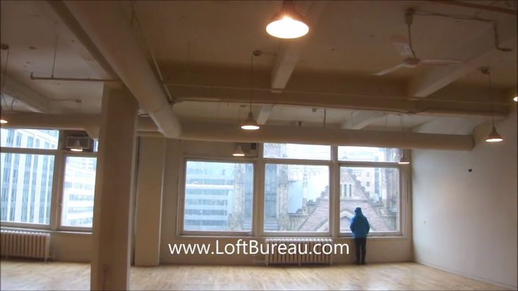 Loft Style Office Space downtown 2,700 sf