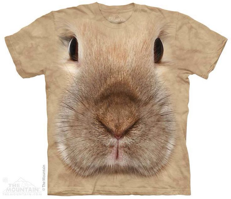 Bunny Face T-Shirt Buy it now: http://prikid.eu/bunny-face-t-shirt/ We have adult and child sizes Shipping worldwide #Bunny #bigface #Tshirt #PRIKID #3D #fun #funnybunny #pet #pets #rabbit #look #like