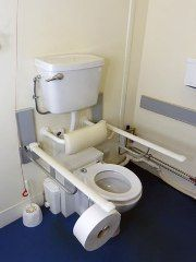 UK Changing Places Consortium has launched its campaign on behalf of those people who cannot use standard accessible toilets.This includes people with profound and multiple learning disabilities and their carers, as well as many other disabled people. Changing Places toilets have enough space and the right equipment, including a height adjustable changing bench and a hoist.  Over 450 Changing Places toilets in the UK and counting..