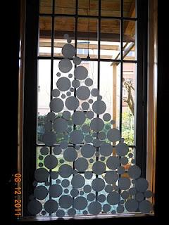 17 migliori idee su vetri delle finestre su pinterest - Addobbi finestra natale ...