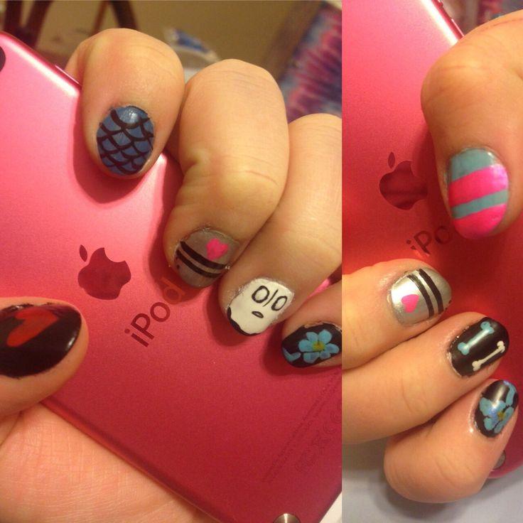 56 best Nail Polish images on Pinterest | Nail polish, Fingernail ...
