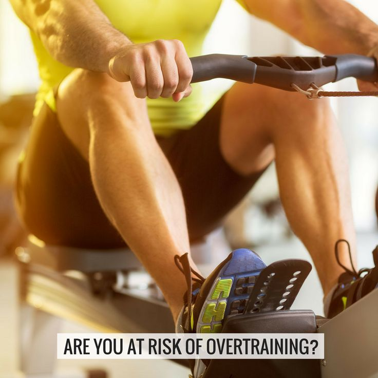 Highly motivated athletes are extremely susceptible to overtraining which can lead to physical, mental and emotional burnout. Are you at risk of overtraining? Read more: