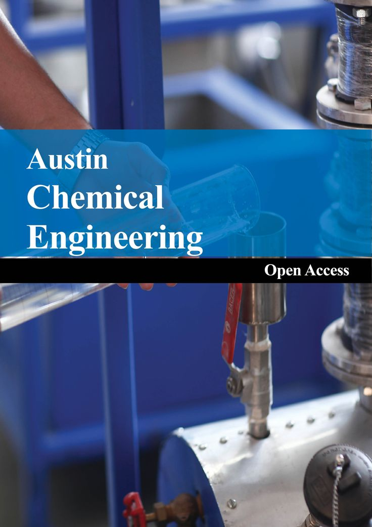 Austin Chemical Engineering is an open access, peer reviewed, scholarly journal dedicated to publish articles related to original and novel fundamental research in the field of Chemical Engineering.